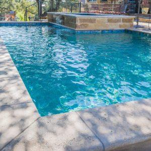 Beautiful Inground Pool Austin