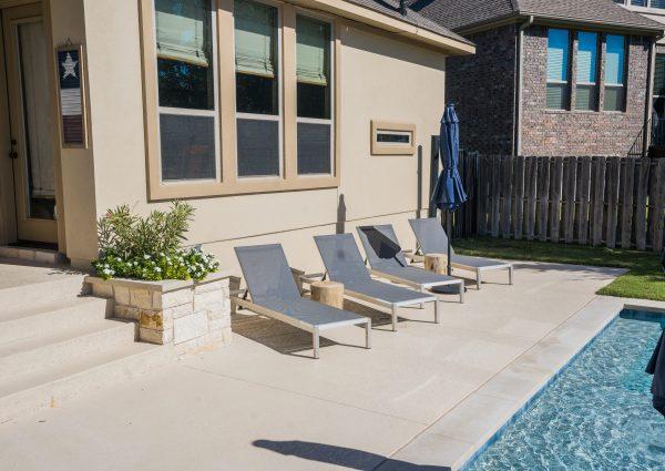 Inground Pool Builders Austin