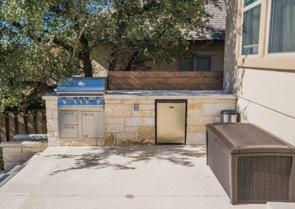 Outdoor Kitchens Austin