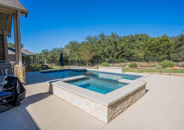 Pool Spa Combo Austin