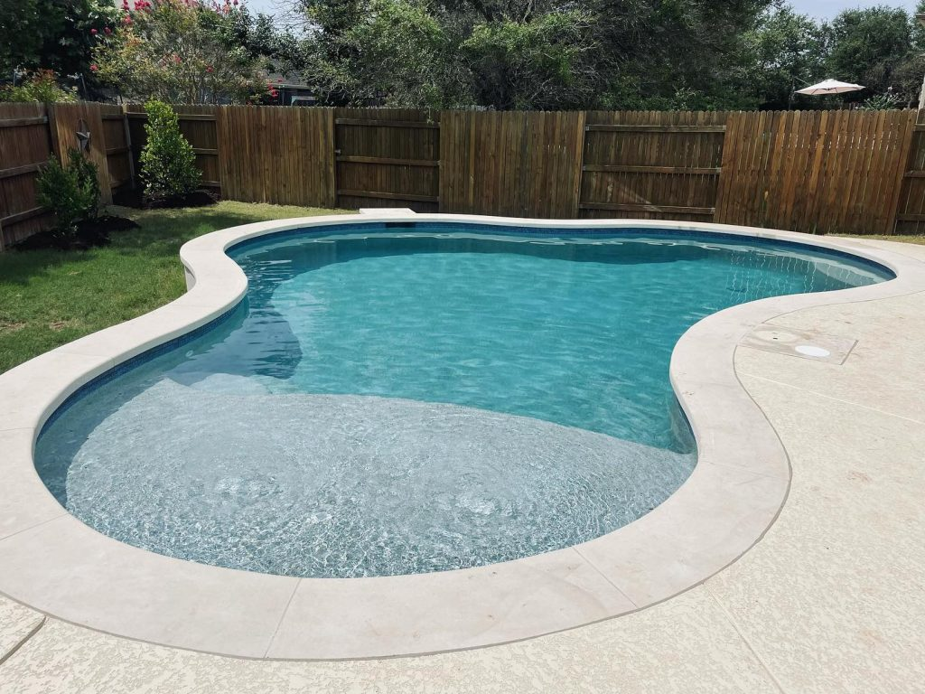Inground Pool Builders in Austin, TX - Lakeside Custom Pools specialize in the construction of inground swimming pools